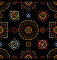 cross stitch blankets vector image vector image