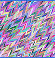 colorful herringbone pattern vector image