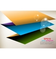 abstract paper background vector image vector image