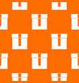 box pattern seamless vector image vector image