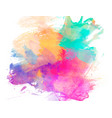 modern abstract colorful background design vector image vector image
