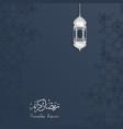ramadan backgrounds ramadan kareem background vector image vector image