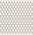 triangular background design vector image