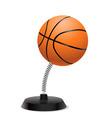 Basketball souvenir vector image vector image