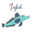 I is for Icefish