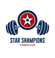 Star Champions Logo vector image vector image