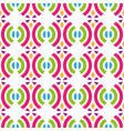 bauhaus geometric pattern background abstract vector image