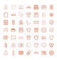 blank icons vector image vector image