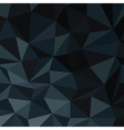 dark blue abstract diamond pattern vector image vector image