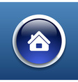 House icon home symbol element web vector image