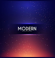 abstract background with colorful blur light vector image