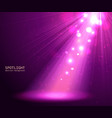 Concept light background vector image