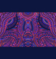 amazing colorful ornamental kaleidoscope vector image