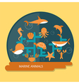 Ocean Conservation vector image