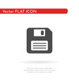 save icon for web business finance and vector image vector image