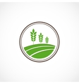 Agro stamp vector image vector image