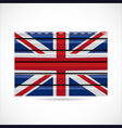 Britain siding produce company icon vector image vector image