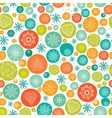 christmas background with xmas ball vector image vector image