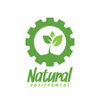 natural environment logo design inspiration vector image