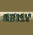 word army military alphabet font
