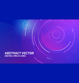 abstract digital background vector image