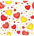 lollipops seamless pattern vector image