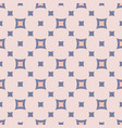 vintage seamless pattern abstract geometric vector image vector image