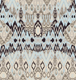 Ethnic tribal carpet plaid pattern fabric wrapping vector image vector image