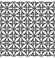 tile pattern with black print on white background vector image vector image