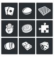 Board games icon vector image vector image
