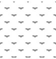 avia squadron pattern seamless vector image vector image