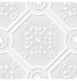 Seamless Pattern Vintage Victorian Tile vector image