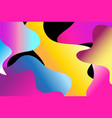 abstract background elements vector image vector image