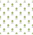 kukui nut pattern seamless vector image vector image