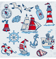 Nautical Sea Design Elements