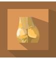 Buttocks symbol vector image