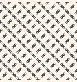 geometric seamless texture lines stars crosses vector image vector image