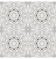 mandala zentangl seamless ornament relax vector image vector image