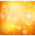 Orange abstract background EPS 10 vector image vector image