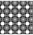 black and white background with thin lines grid vector image