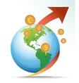 money vector image vector image