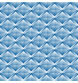 repeatable pattern with crystal like structure vector image