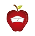 weight scale icon image vector image vector image