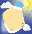 BeyllowPeppi sleeping vector image