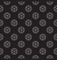 dark augmented reality seamless pattern vector image vector image