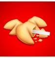 Fortune Cookies vector image vector image