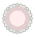 guilloche rosette rosette elements for vector image