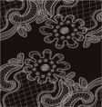 antique lace vector image vector image