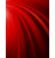 Red curtain with place for text EPS 10 vector image vector image