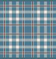tartan seamless pattern vector image
